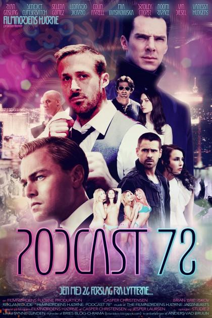 Podcast 78 (Den med 26 forslag fra lytterne...)