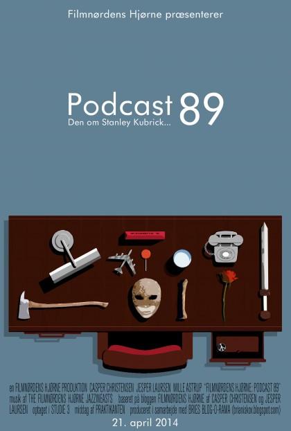 Podcast 89 (Den om Stanley Kubrick...)