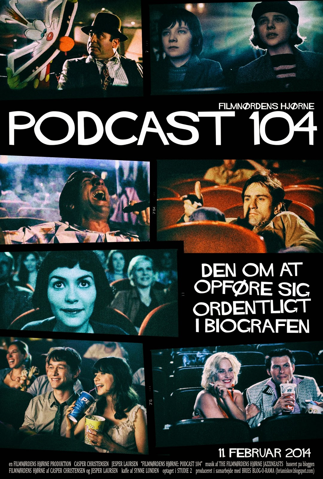 Poster for Podcast 104.2