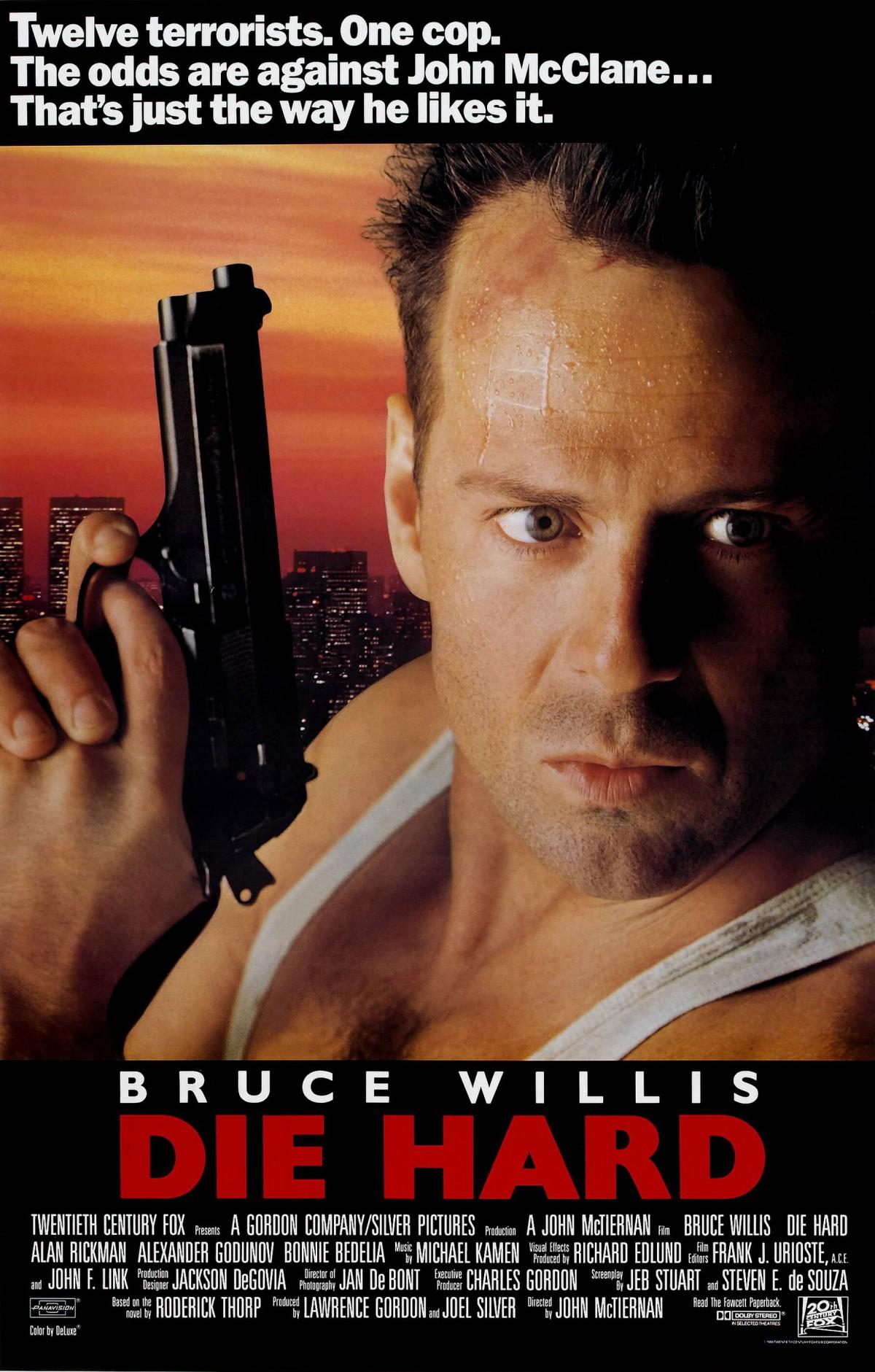 10. Die Hard (1988)