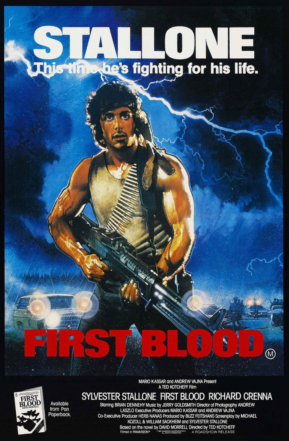 11. First Blood (1982)