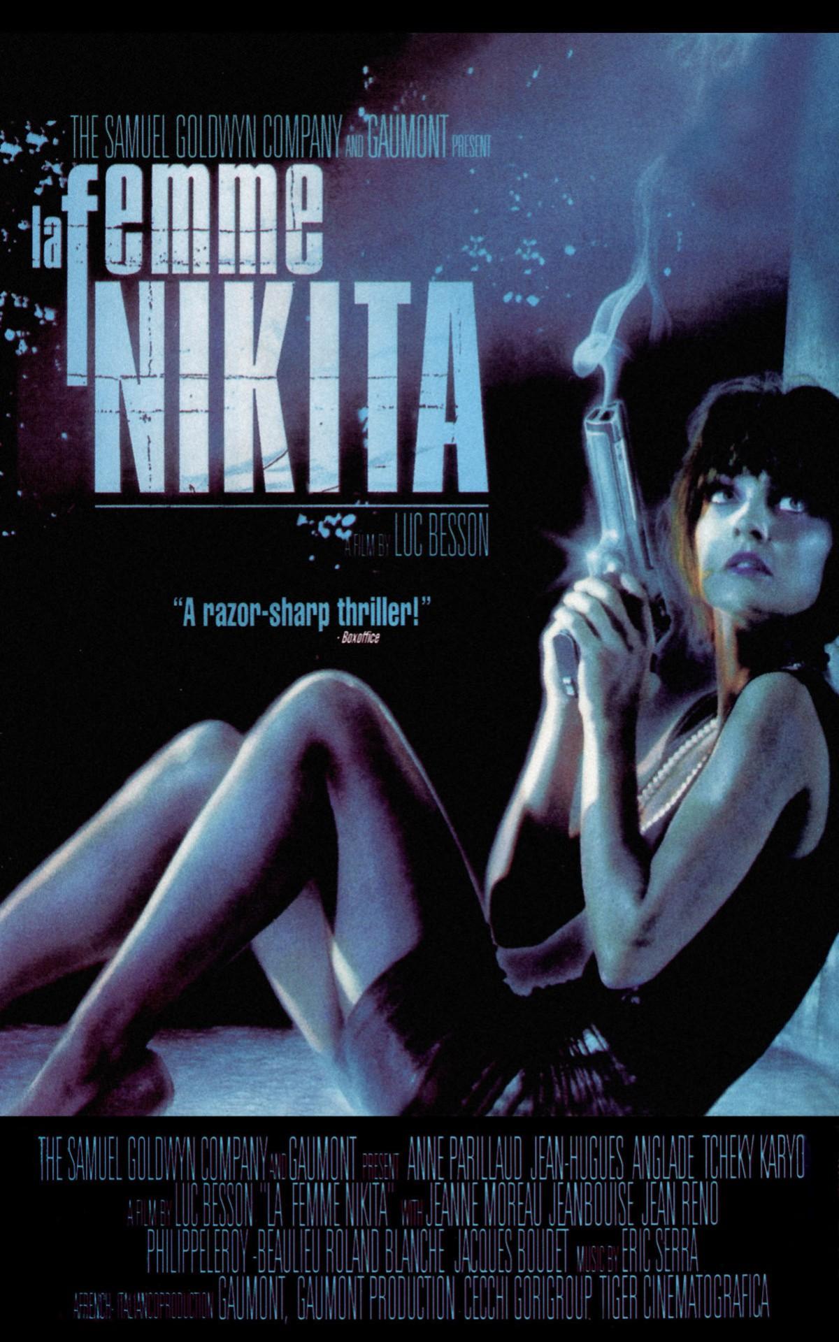 16. La Femme Nikita (1990)