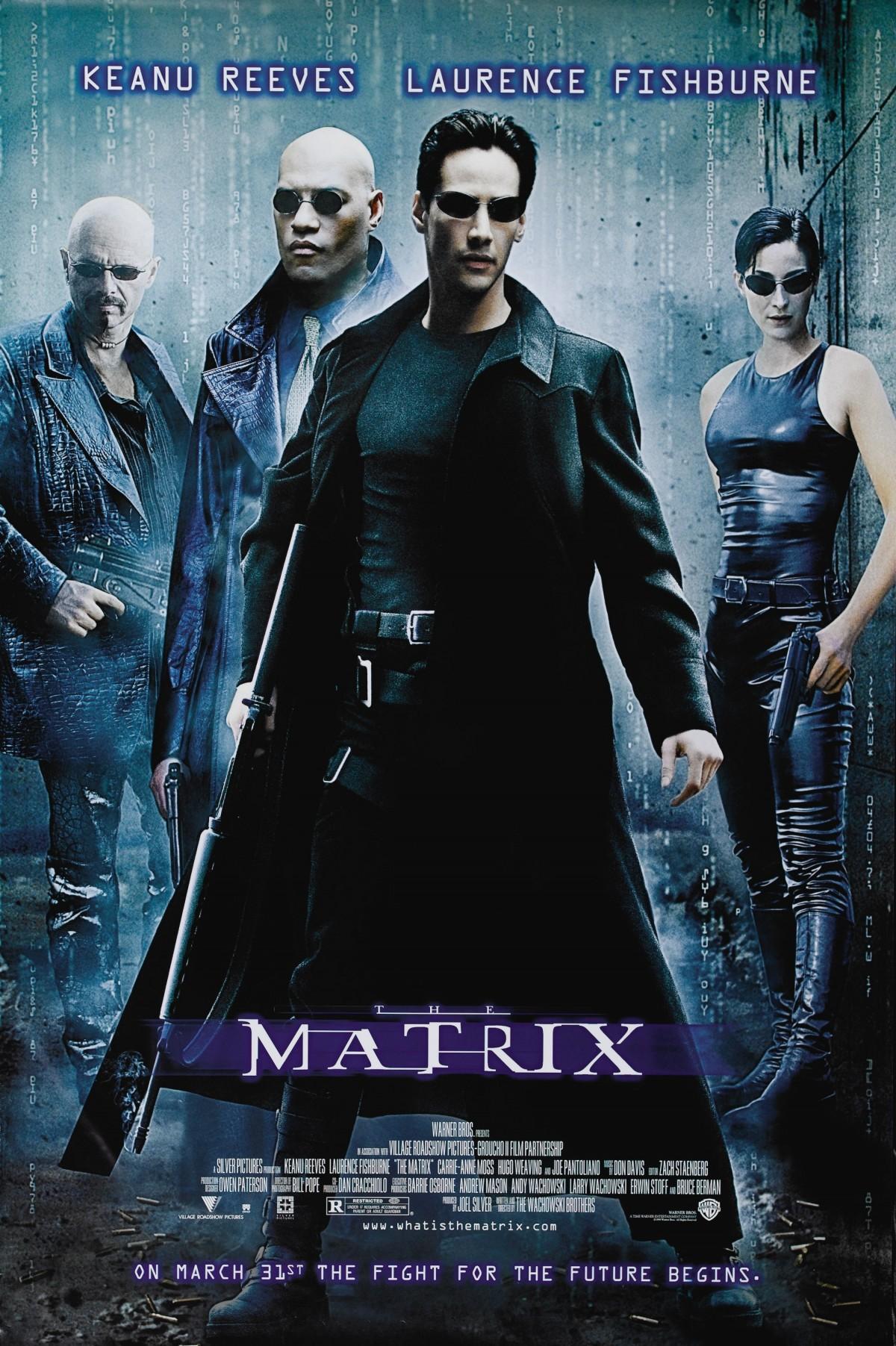 17. Matrix (1999)
