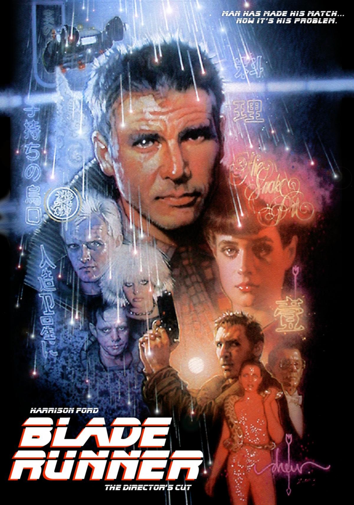 2. Blade Runner (1982)