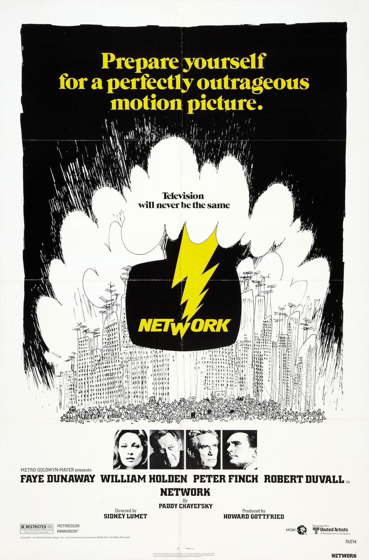 22. Network (1976)