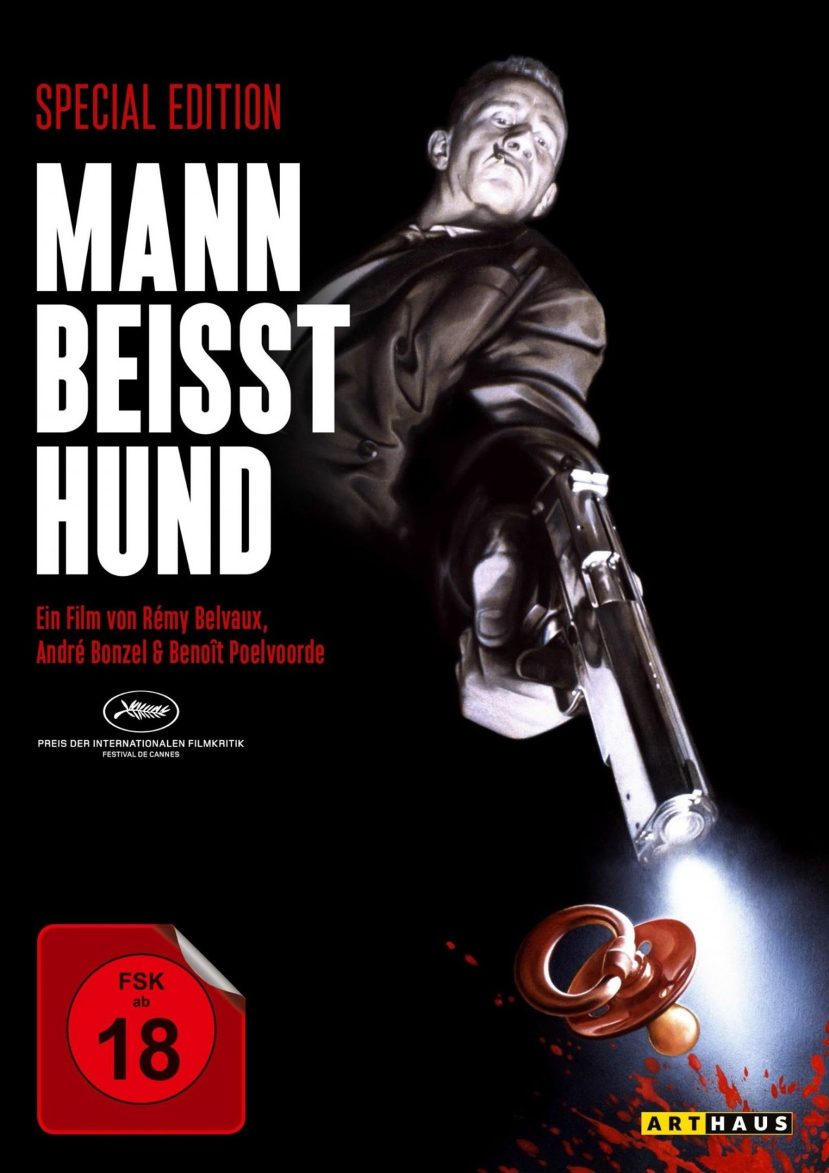 35. Man Bites Dog (1992)