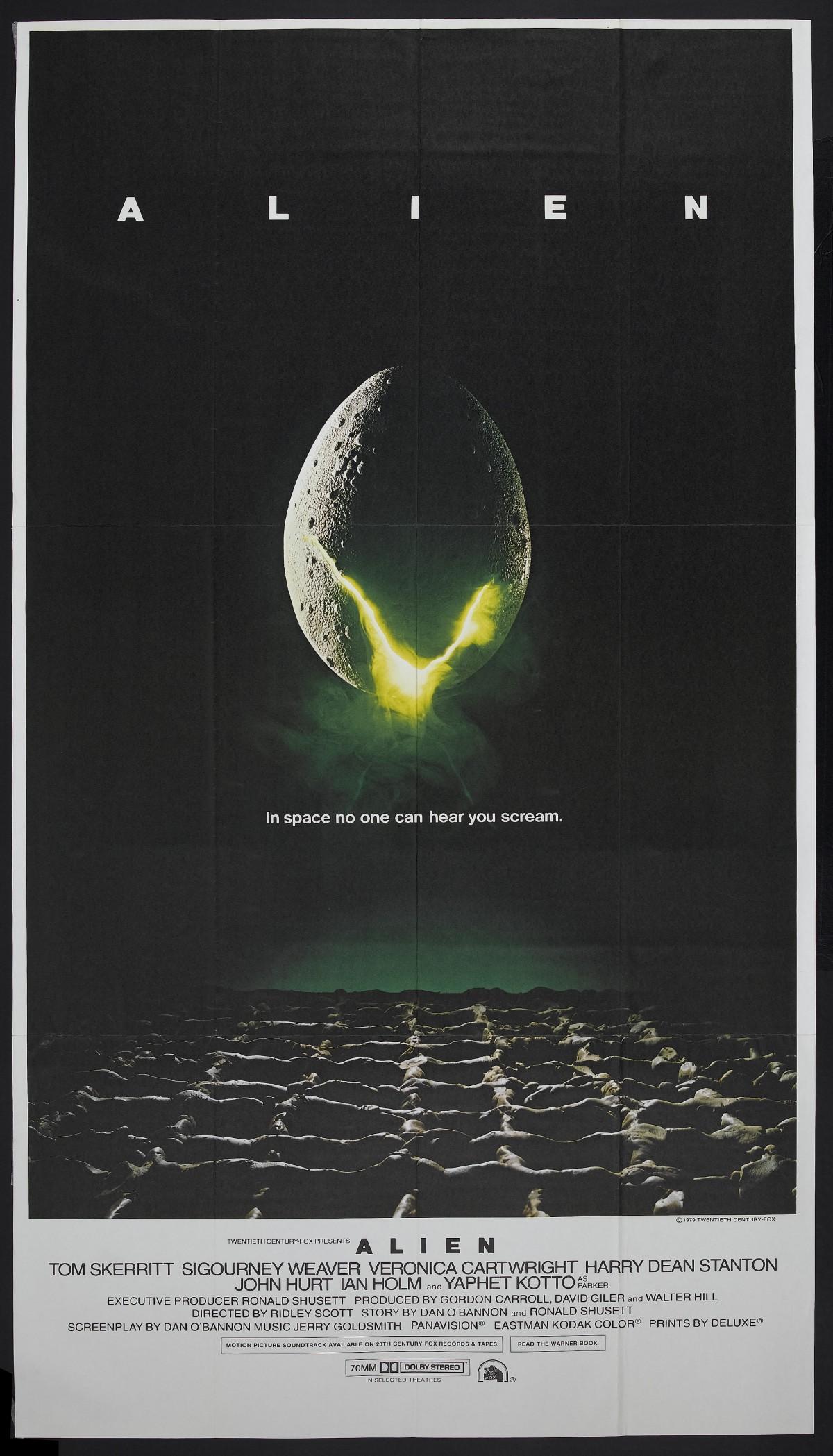 4. Alien (1979)