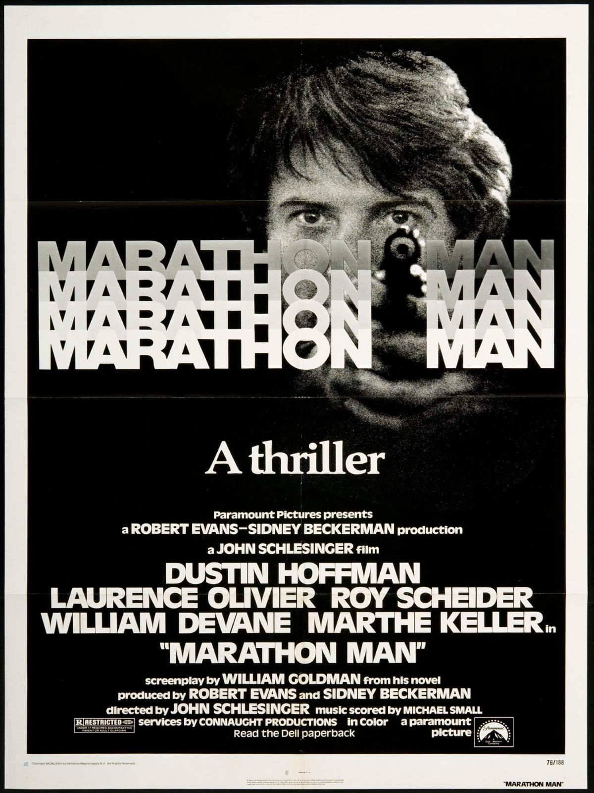 46. Marathon Man (1976)