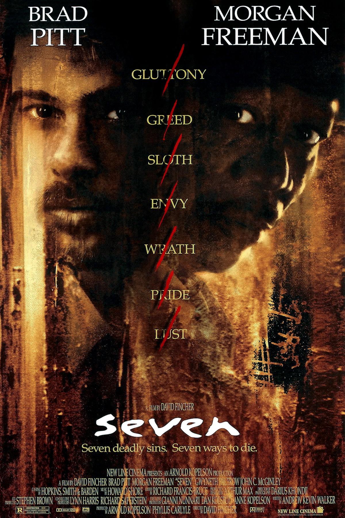 5. Seven (1995)