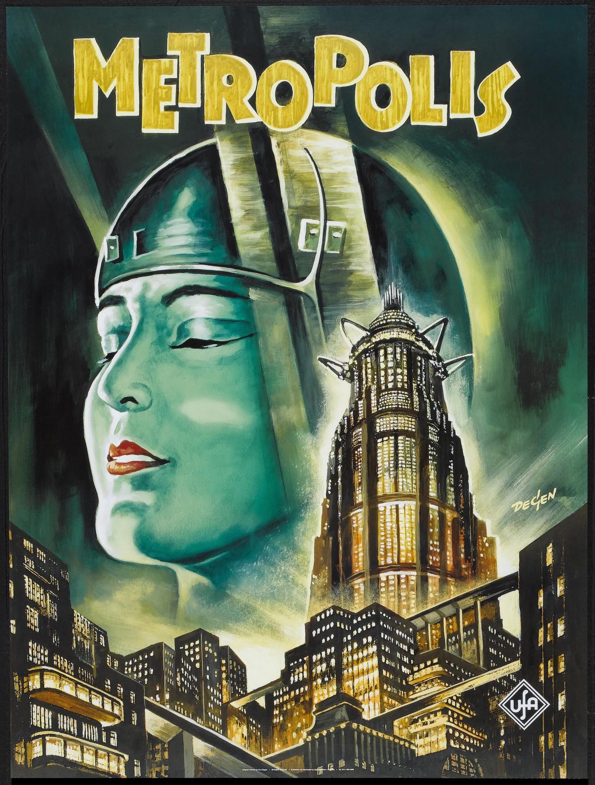 51. Metropolis (1927)