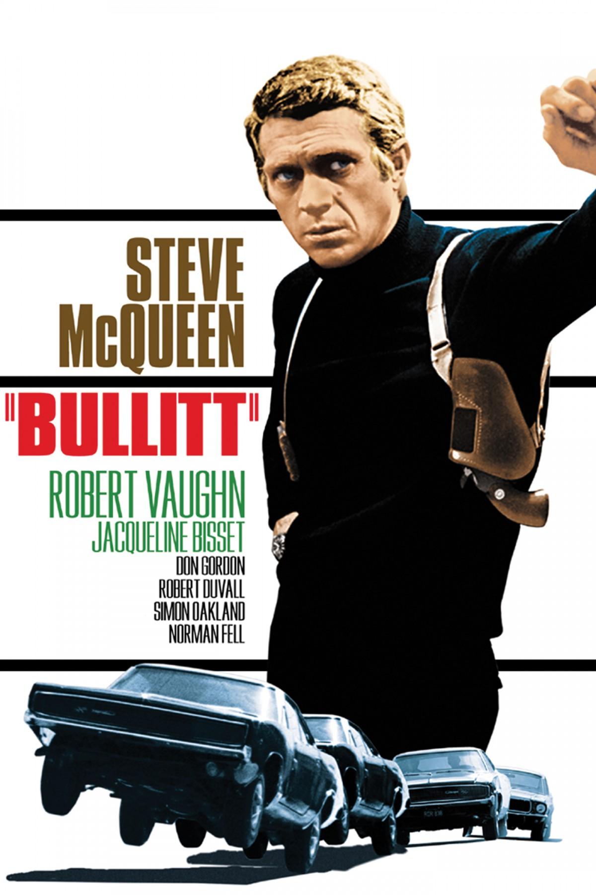 54. Bullitt (1968)
