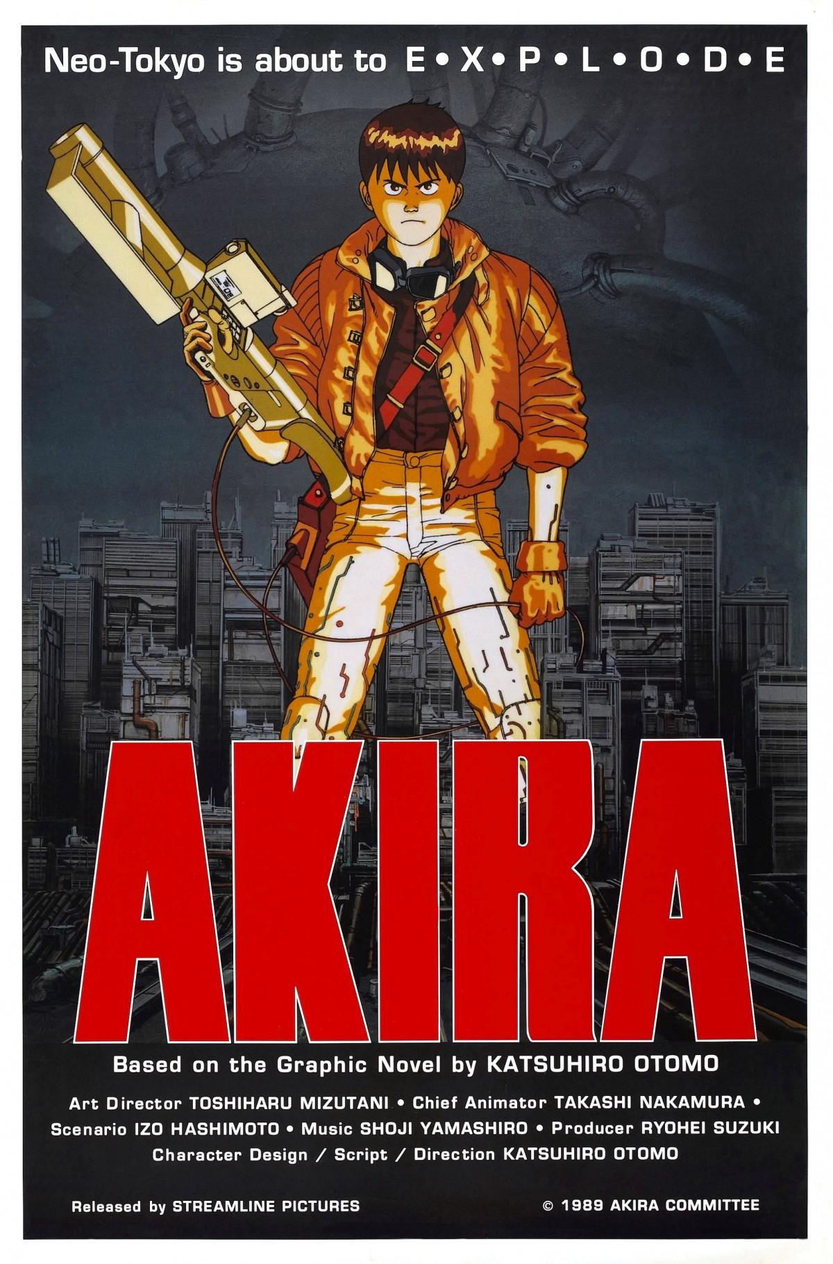 57. Akira (1988)