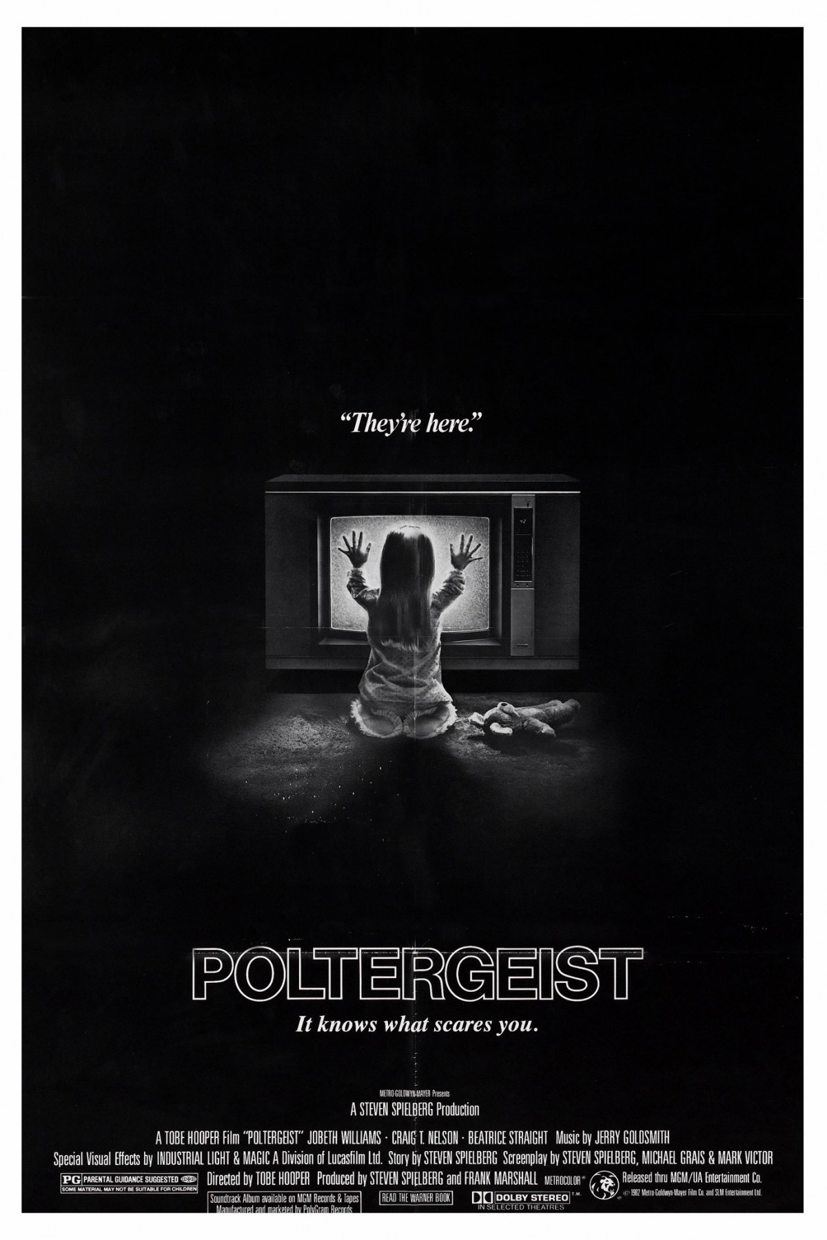 59. Poltergeist (1982)