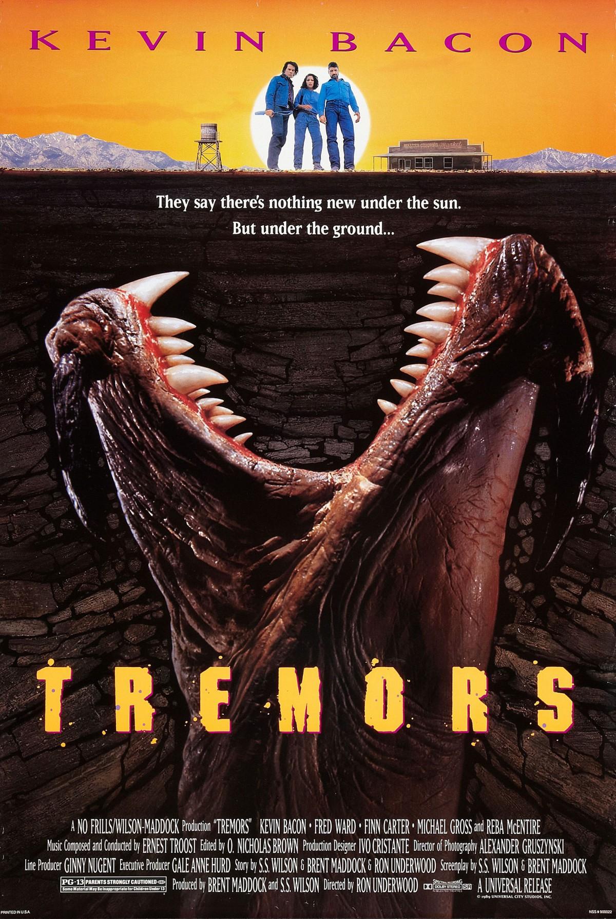 60. Tremors (1990)