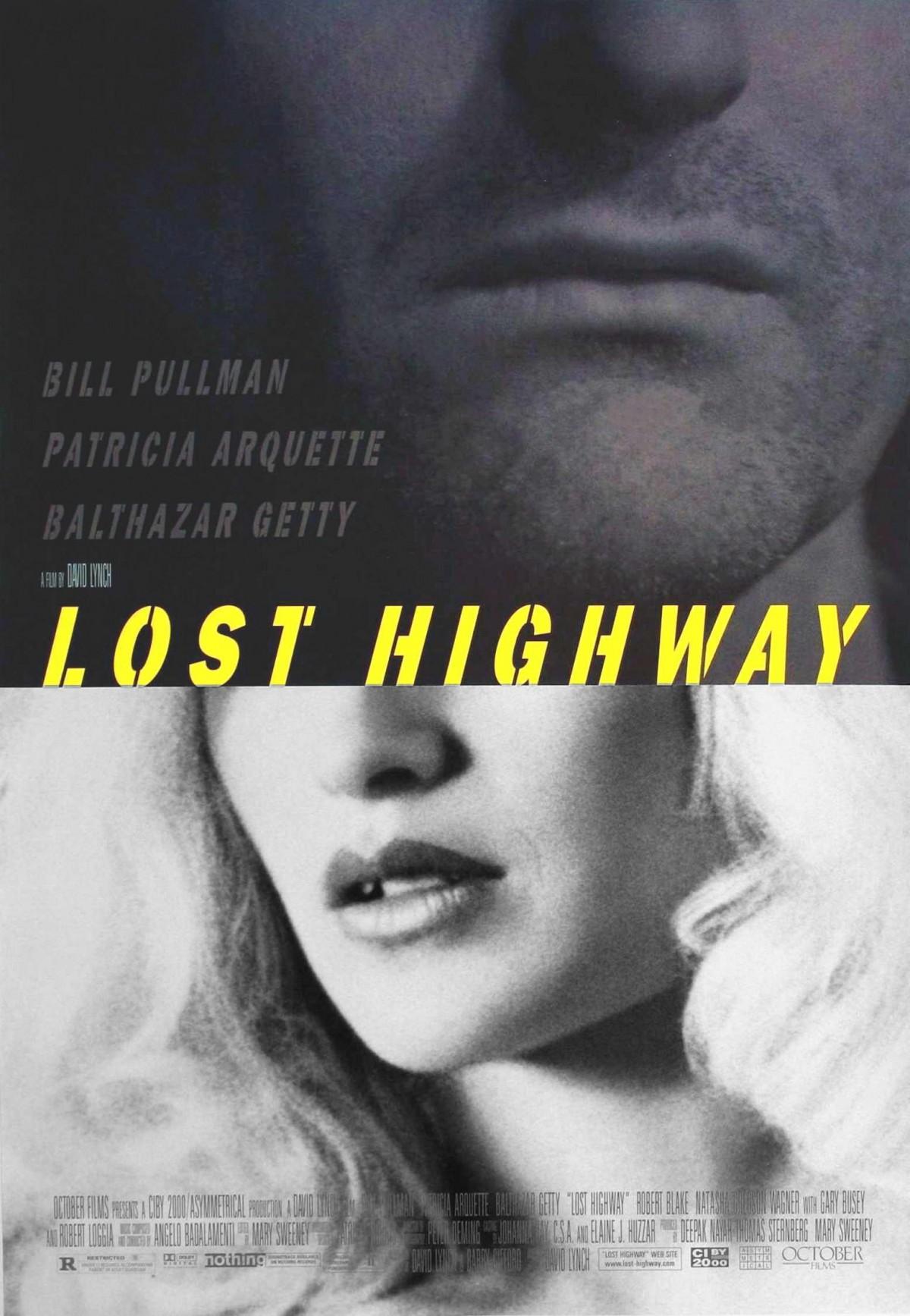 61. Lost Highway (1997)