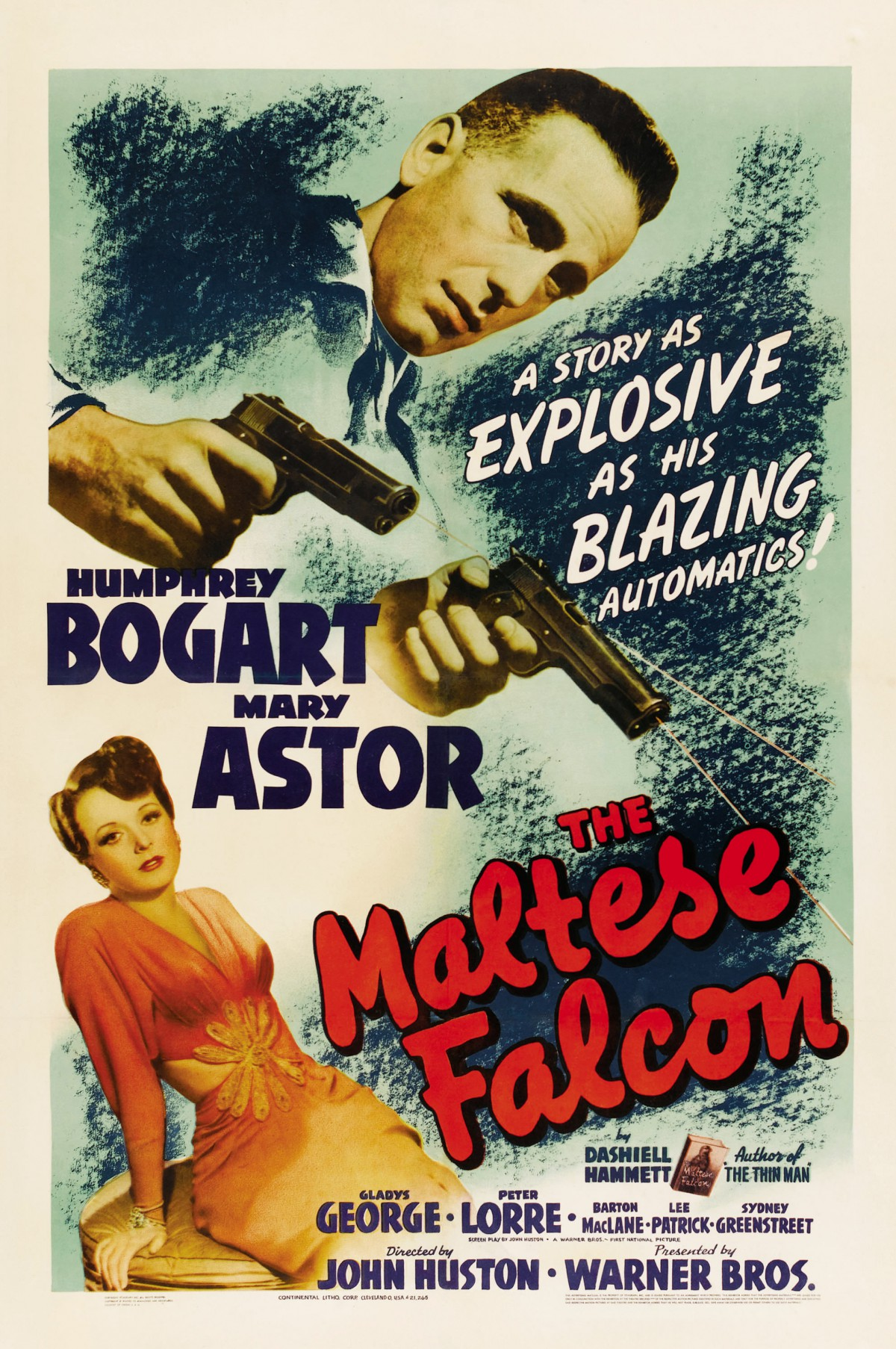 62. The Maltese Falcon (1941)