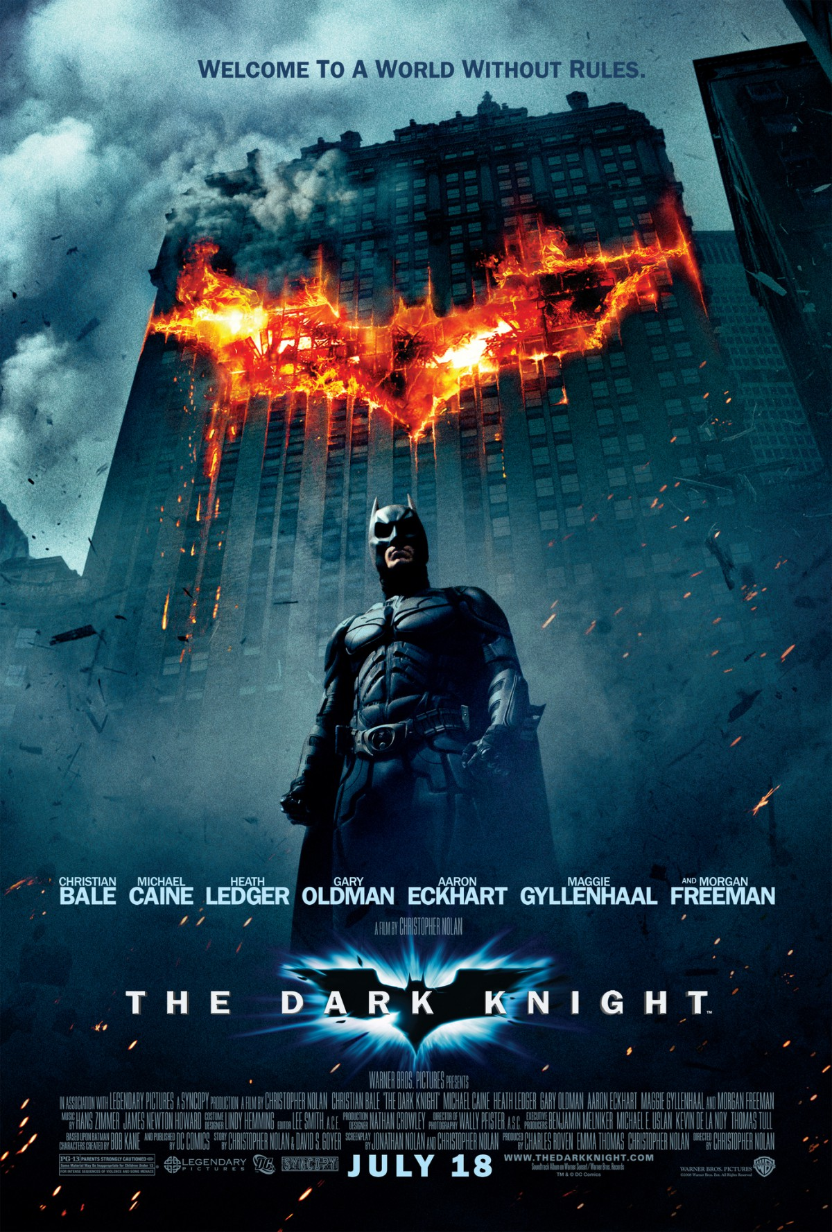 7. The Dark Knight (2008)