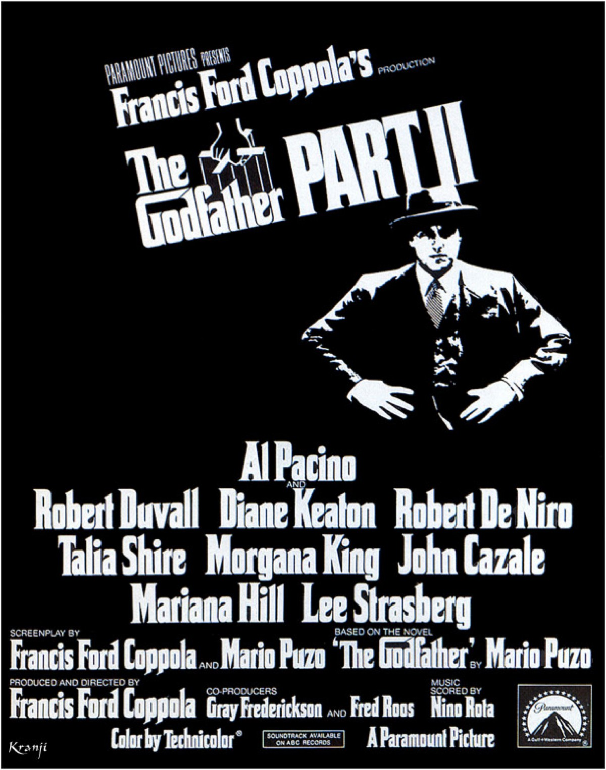 77. The Godfather - Part II (1974)