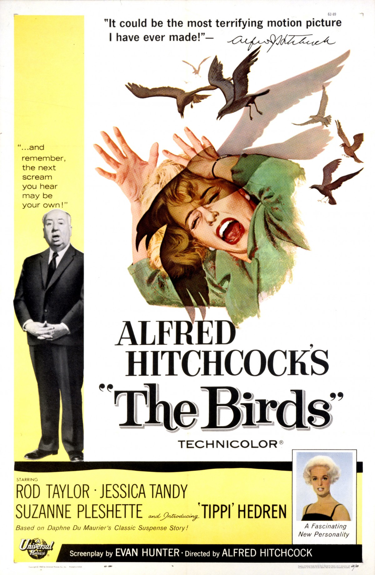 78. The Birds (1963)