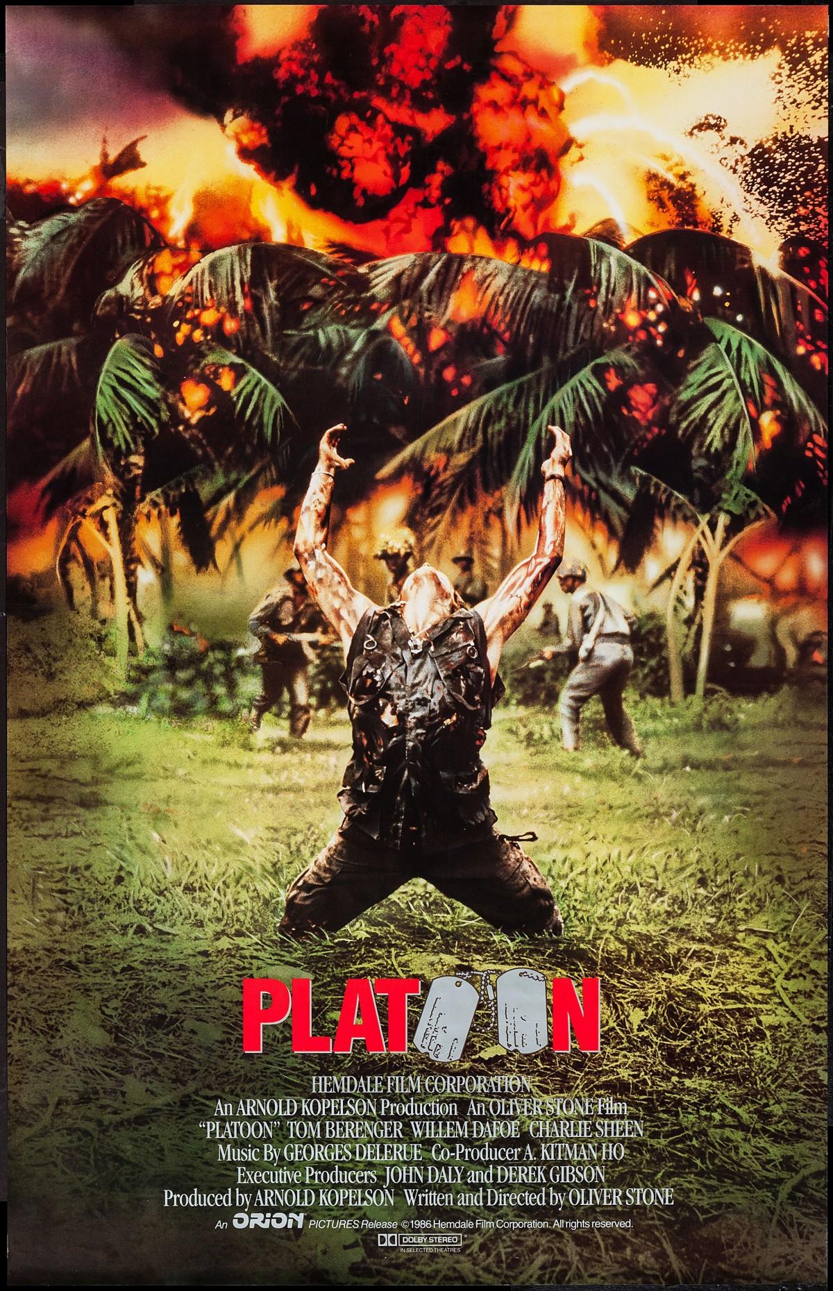 82. Platoon (1986)