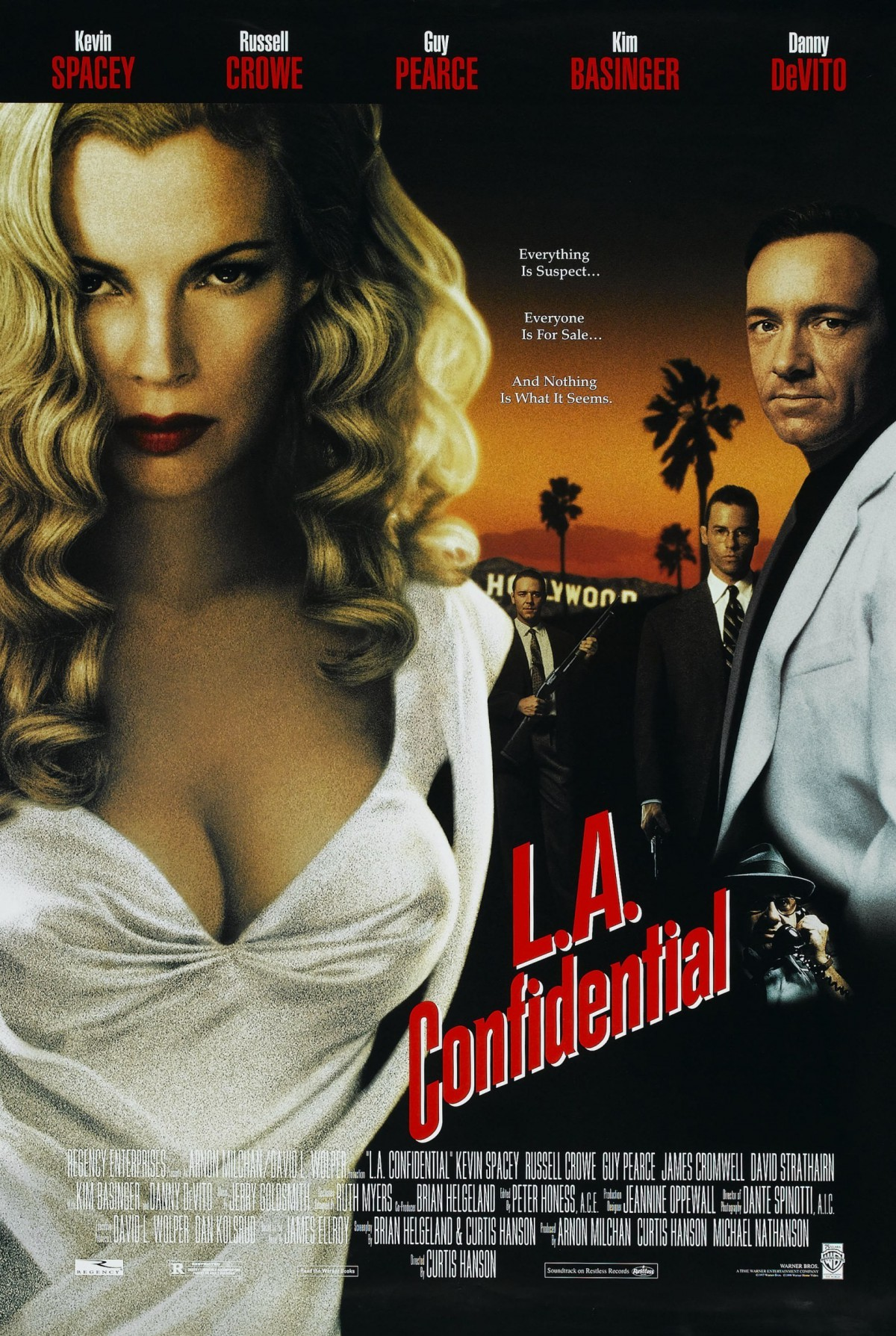 9. L.A. Confidential (1997)