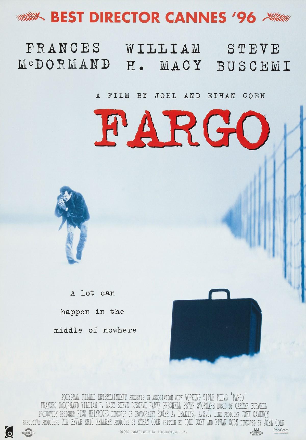 91. Fargo (1996)