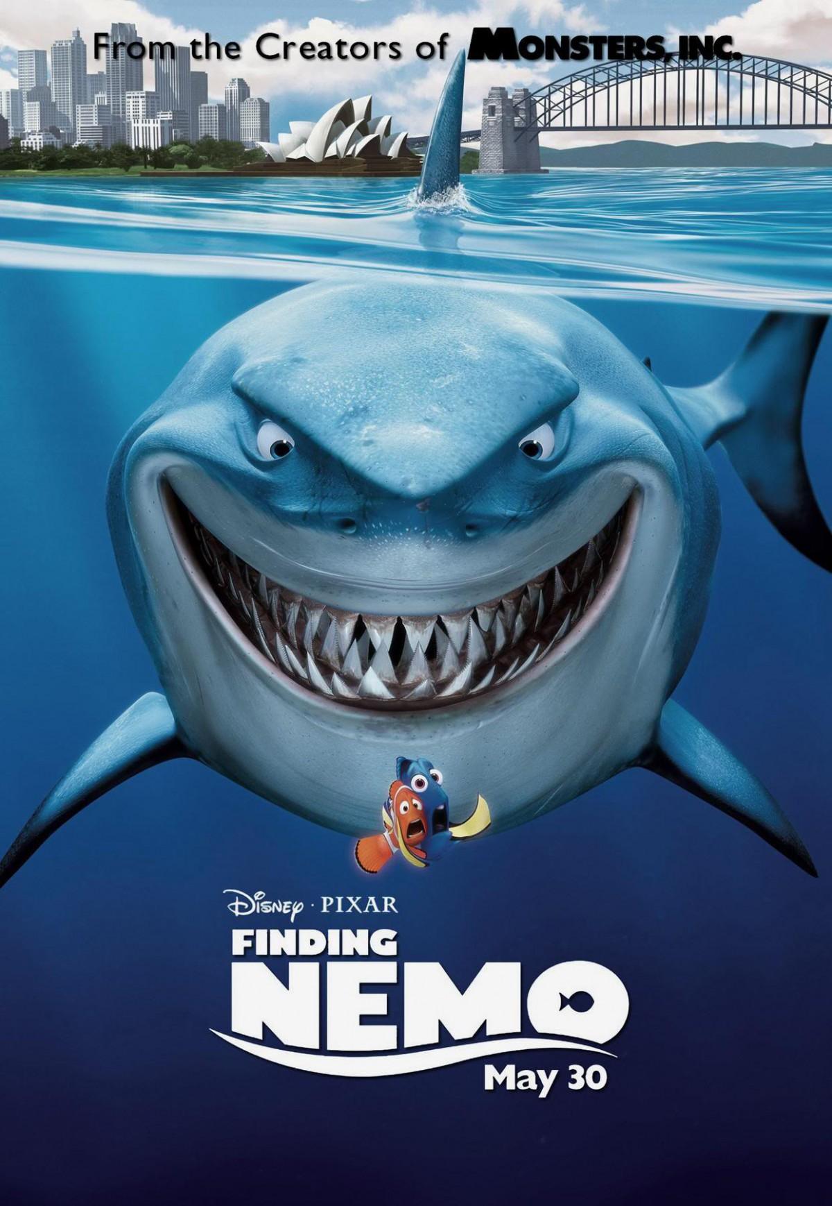 94. Finding Nemo (2003)