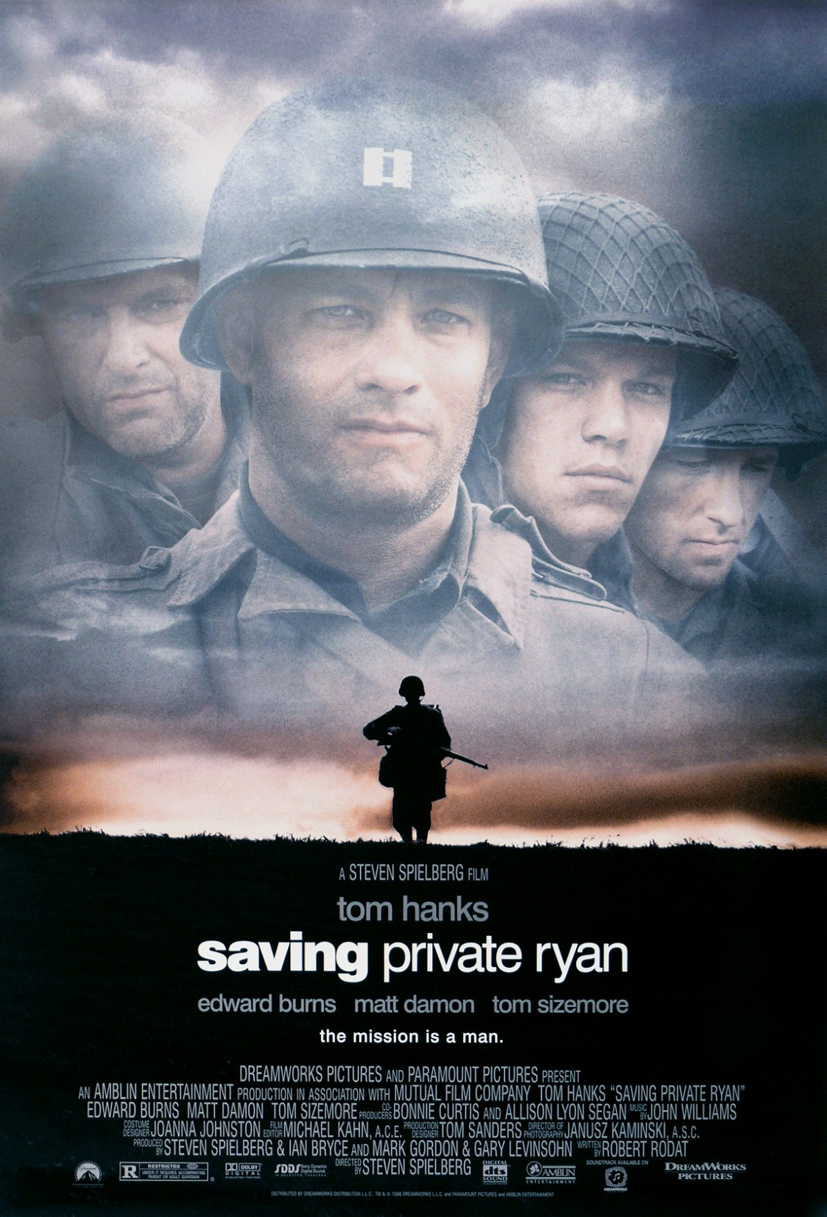 98. Saving Private Ryan (1998)