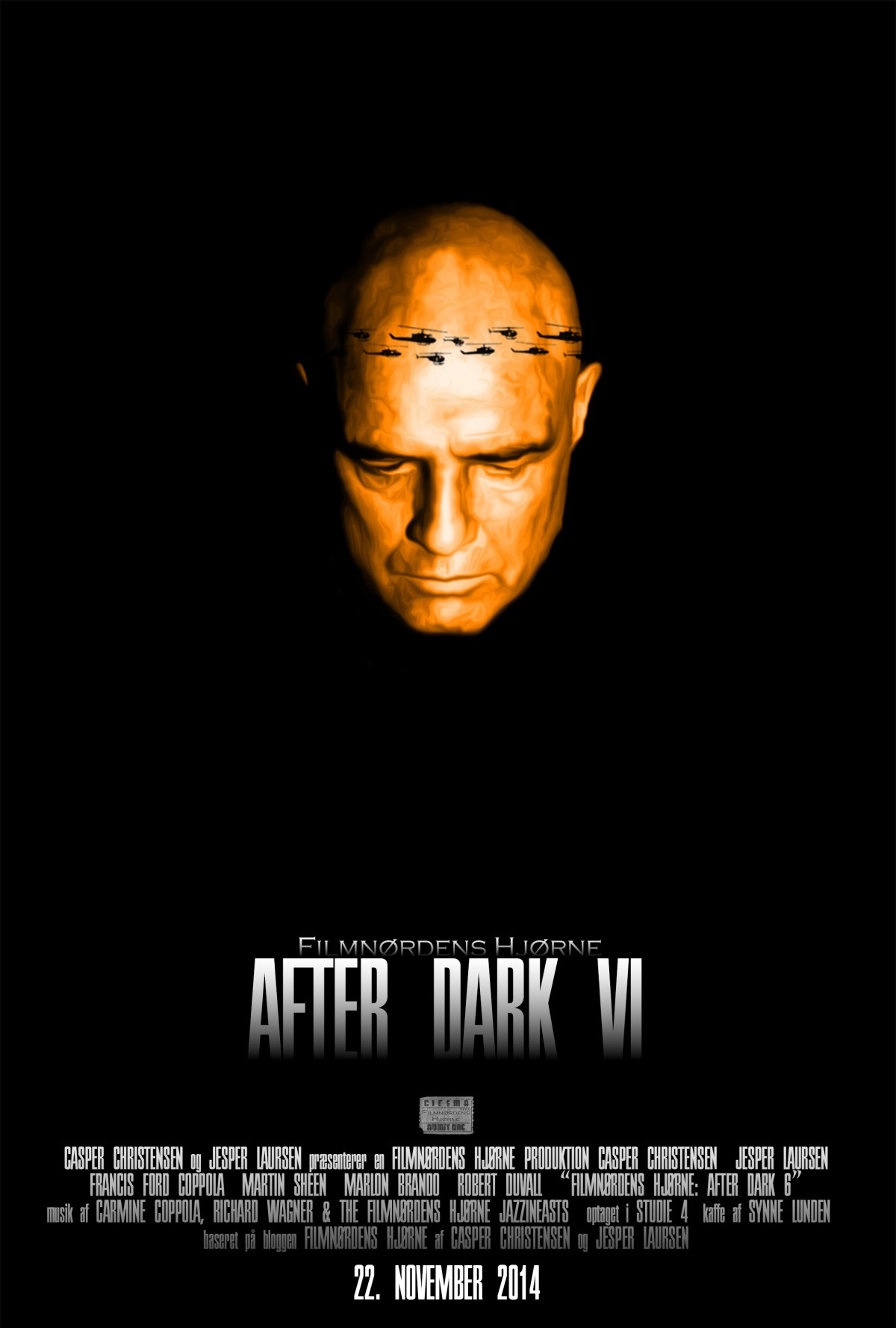 Poster for After Dark 6