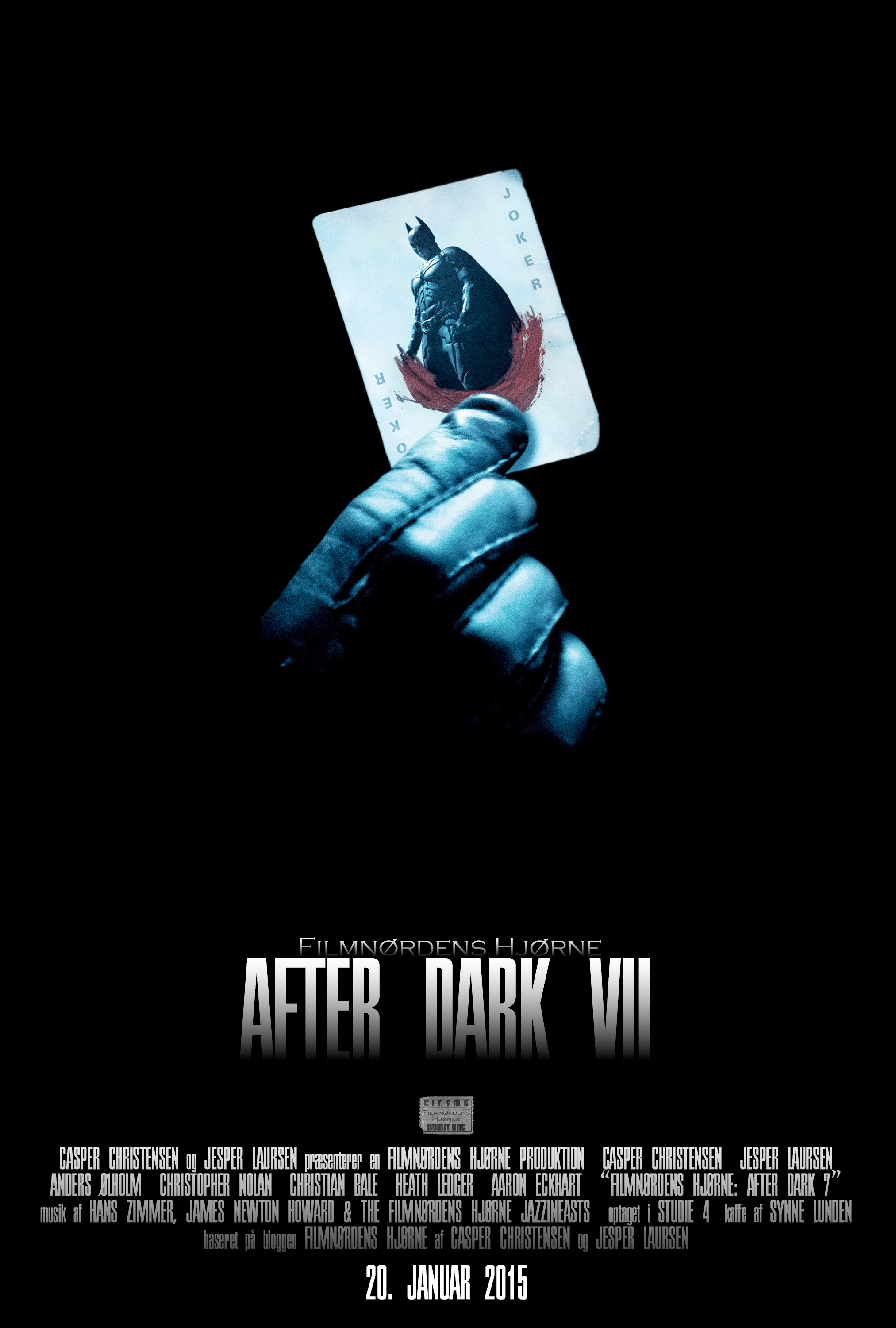 Poster for After Dark 7