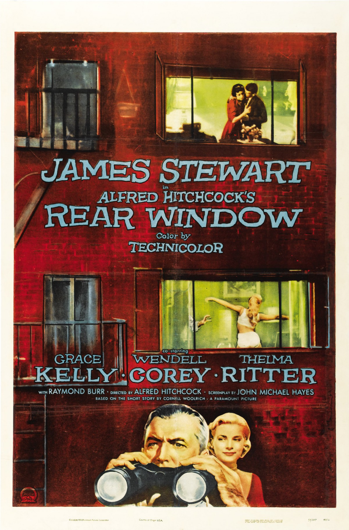 14. Rear Window (1954)
