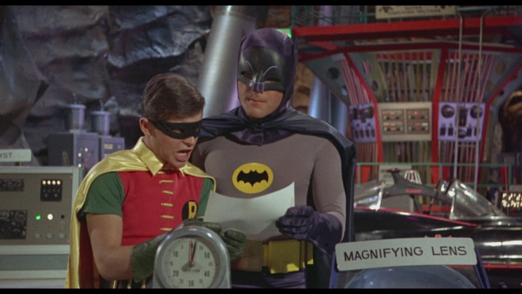 BATMAN - THE MOVIE 1966
