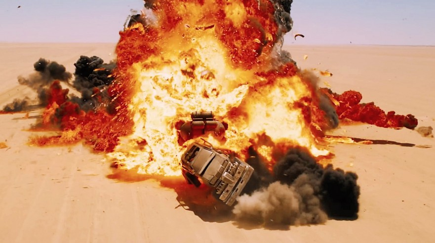 Mad-Max-Fury-Road-Car-Accident-Fire-Stills-Wallpaper