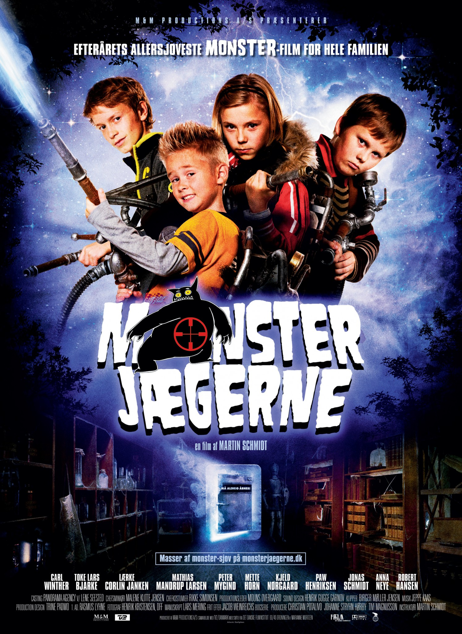 Monsterjægerne