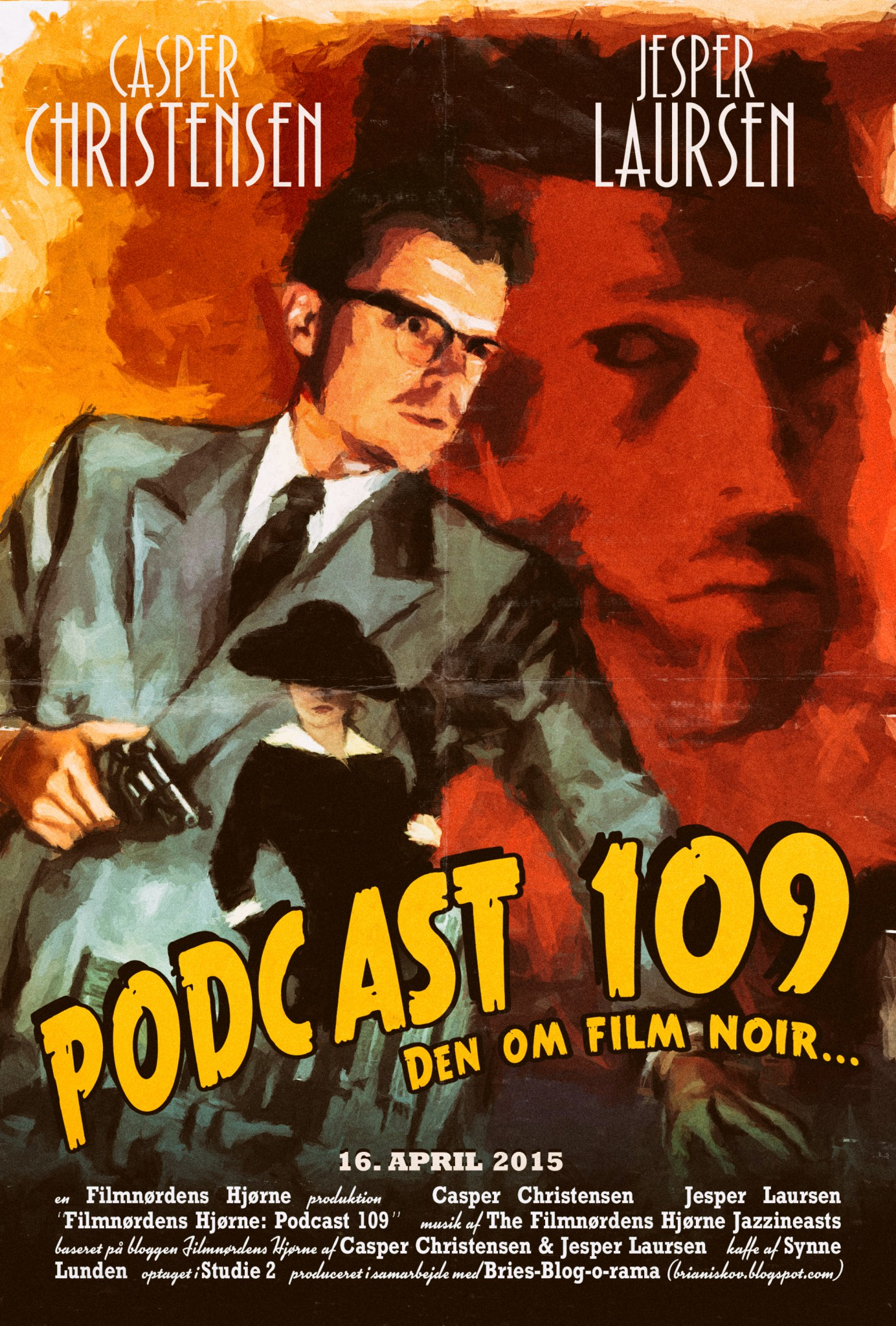 Poster for Podcast 109