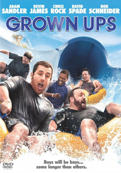 Grown Ups / Drengerøve (2010)