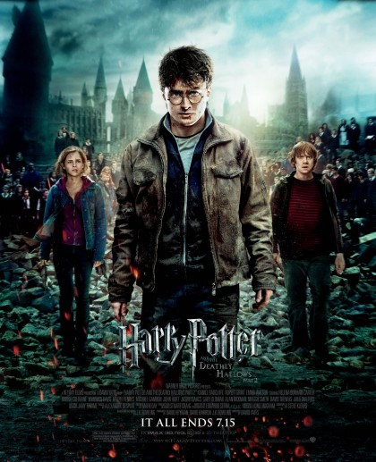 Harry Potter and the Deathly Hallows - Part 2 / Harry Potter og Dødsregalierne - Del 2 (2011)