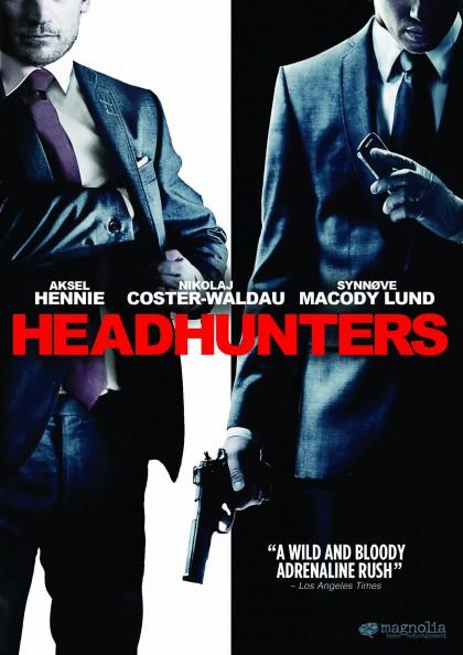 Hodejegerne / Headhunterne (2011)