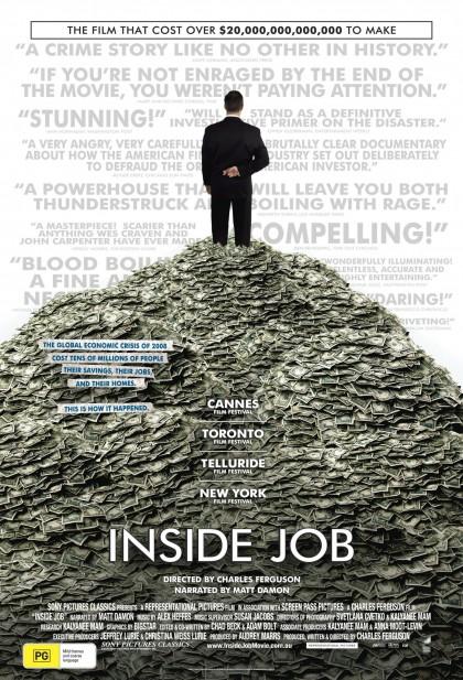 Inside Job (2010)
