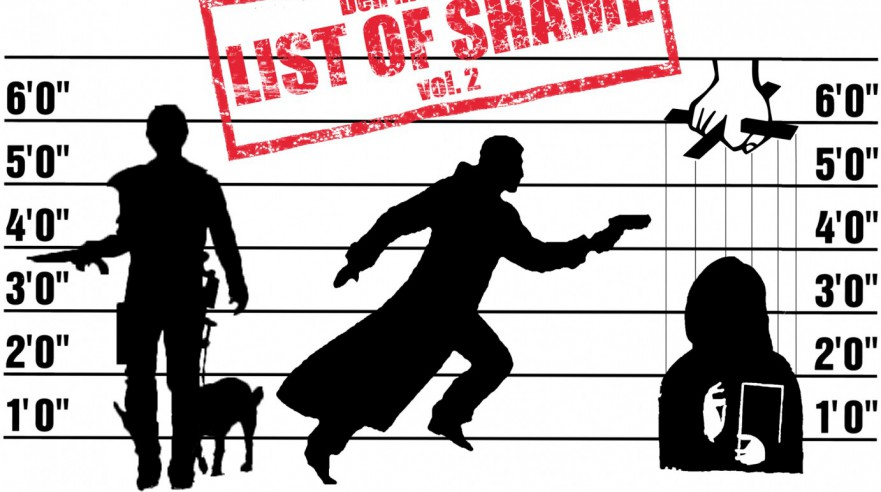 Podcast 111 (Den om vores list of shame - vol. 2)