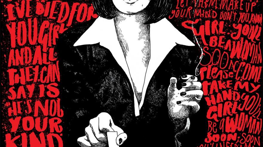 Peter Strain - En typografisk filmnørd