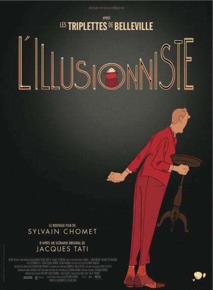 L'illusionniste / Illusionisten (2010)