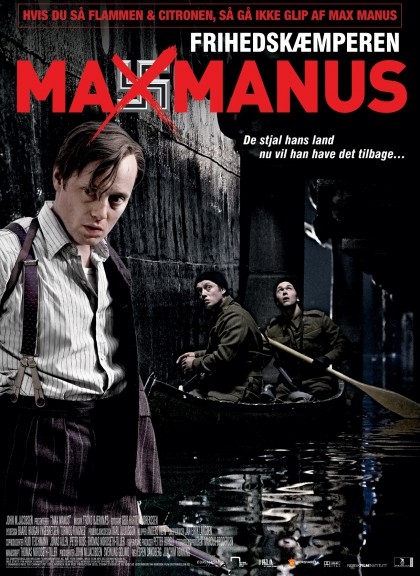 Max Manus / Frihedskæmperen Max Manus (2008)