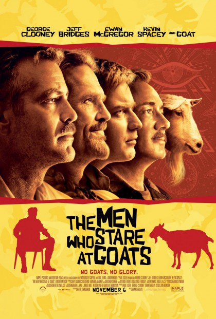 Men Who Stare at Goats, The (2009)