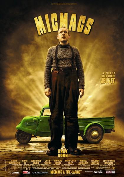 Micmacs á Tire-Largot / Micmacs - Det glade vanvid (2009)