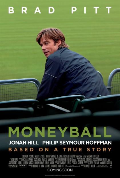Moneyball (2011)