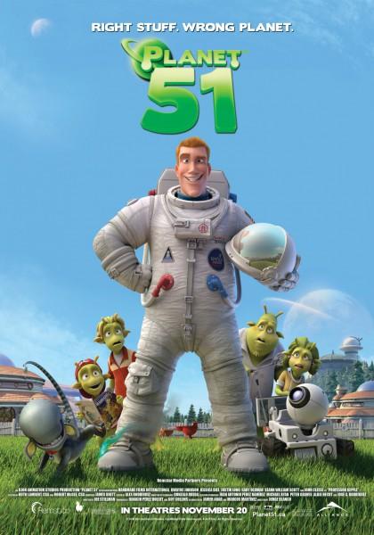 Planet 51 (2009)