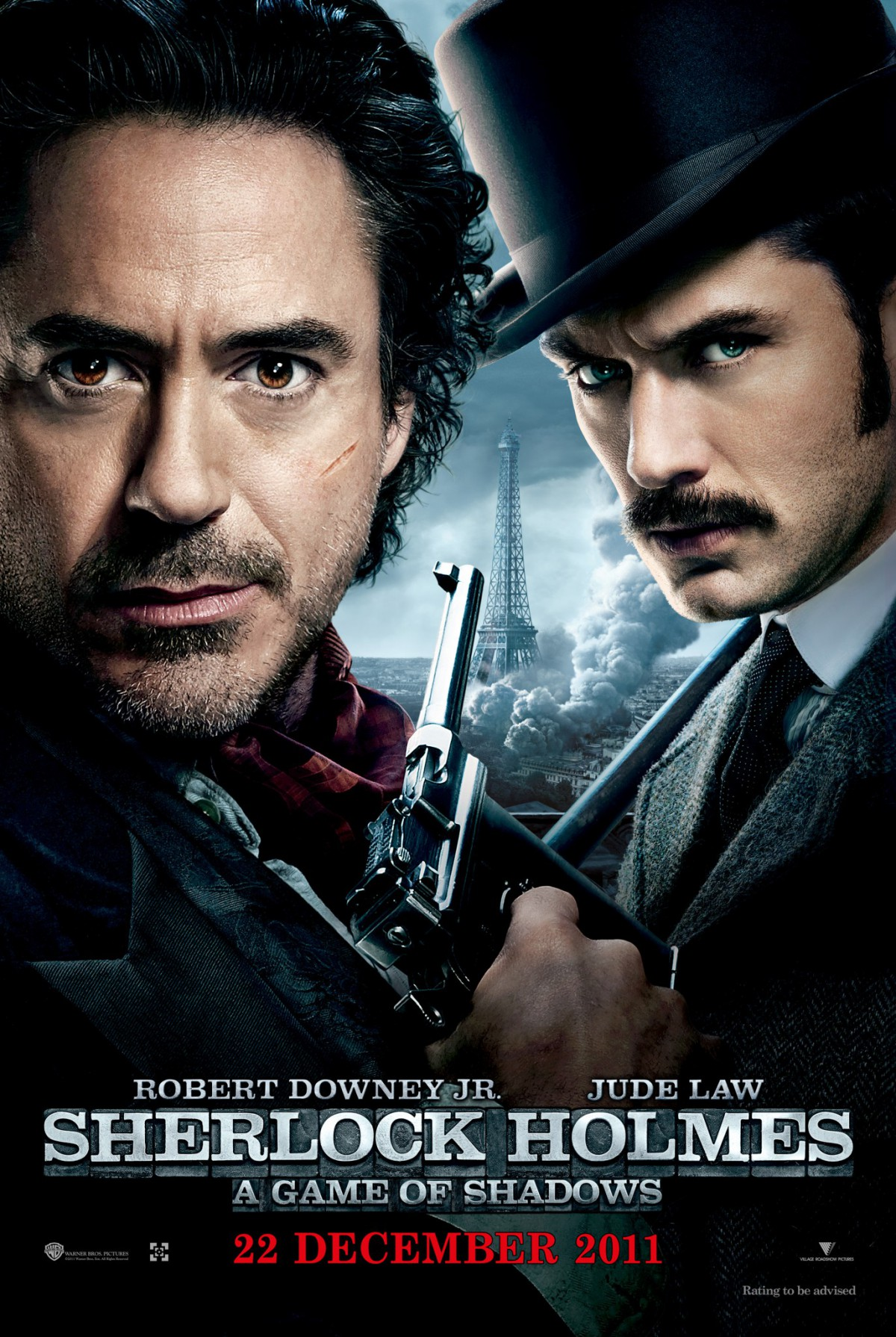 Sherlock Holmes Game of Shadows