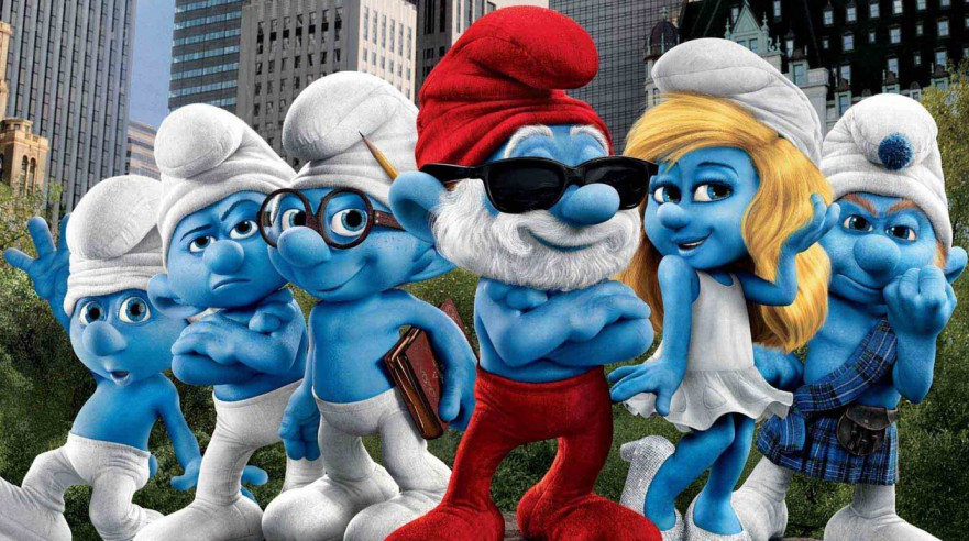 Smurfs, The / Smølferne (2011)