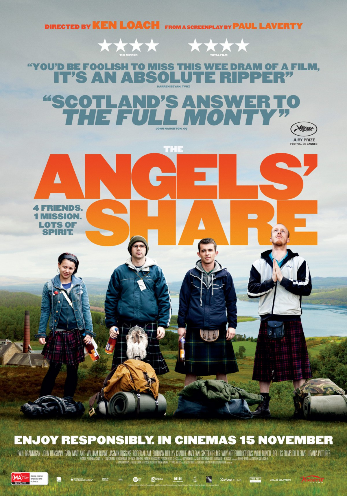 Angel's Share, The